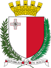 Malta coat of arms
